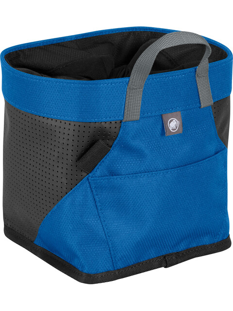 Mammut Stitch Boulder Chalk Bag dark cyan-black